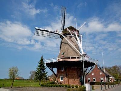 Germania; molen